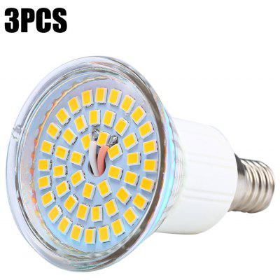 Buy WARM WHITE LIGHT E14 3xSZFC 3W E14 SMD 2835 380LM LED Spot Light for $8.32 in GearBest store
