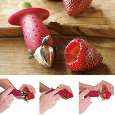 Strawberries Seeder Digging Corer Tool Home Use