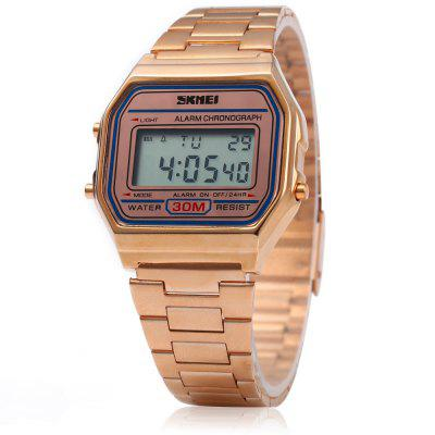 Skmei 1123 Day Alarm Stopwatch Function Men Digital Watch