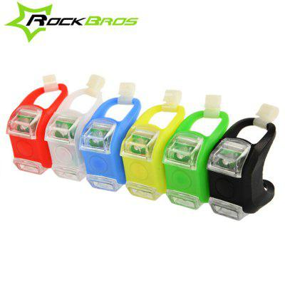 ROCKBROS Frog Shaped 3 Modes Bicycle Front Lamp