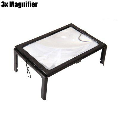 Practical LED 3x Magnifier Light