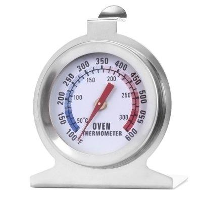 Stainless Steel Dial Oven Thermometer