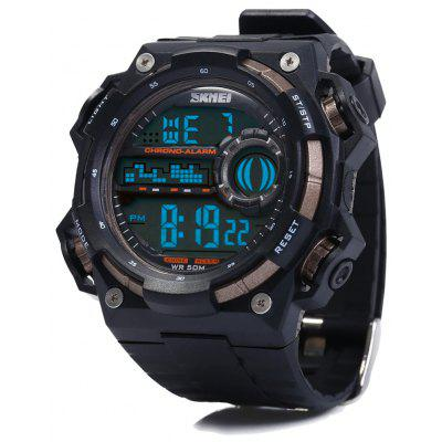 Skmei 1115 Outdoor Sports LED Watch Analog Wristwatch