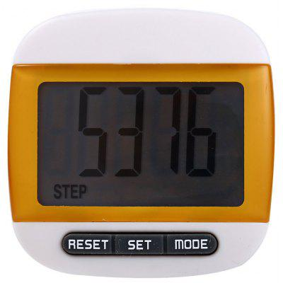 667 Square-shaped Electrical Pedometer