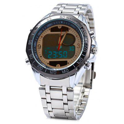 Kaletco 019A Multifunctional Men LED Sports Watch