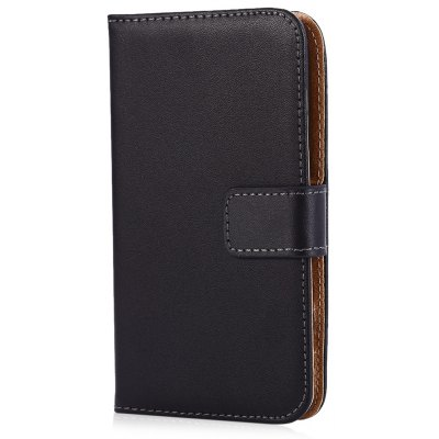Magnetic Snap Slot Wallet Stand Flip Leather Case Skin for Sony Xperia E4