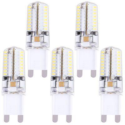 5pcs  G9 3W 64 LED Corn Lights