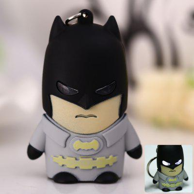 Batman Style Key Ring
