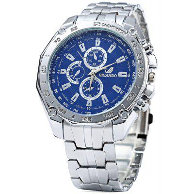 ORLANDO 410 Decorative Sub-dials Men Quartz Watch