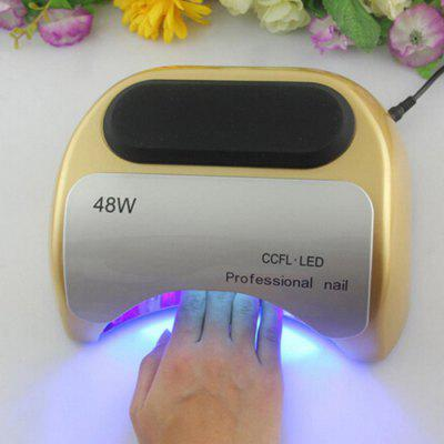 HL-80148G CCEL LED IR Sensor Nail DryerUV Lamp<br>HL-80148G CCEL LED IR Sensor Nail Dryer<br><br>Application: Foot, Hand<br>Category: LED Timing Nail Dryer<br>Features: LED<br>Material: Plastic, Eectronic Cmponents<br>Occasion: Daily<br>Package Contents: 1 x Nail Dryer, 1 x Adaptor, 1 x English User Manual<br>Package size (L x W x H): 23.000 x 19.500 x 10.000 cm / 9.055 x 7.677 x 3.937 inches<br>Package weight: 1.480 kg<br>Power Supply: Power<br>Product size (L x W x H): 21.500 x 18.300 x 9.000 cm / 8.465 x 7.205 x 3.543 inches<br>Product weight: 1.350 kg<br>Season: All seasons<br>Style: Popular<br>Type: Electric