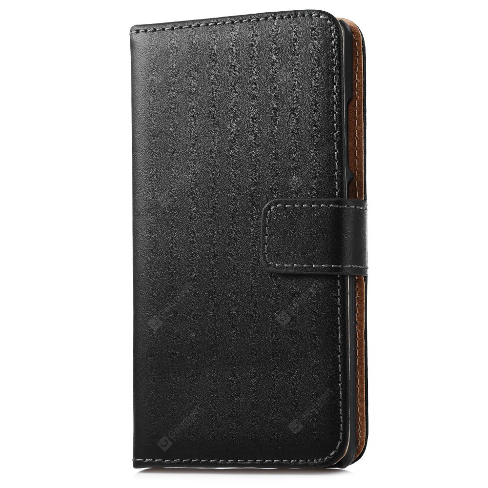 Magnetic Slot Wallet Stand Flip Leather Case Skin for Huawei P8 Lite