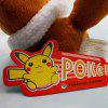 XING TING Animation 5 inch Pokemon Q Version Eevee Feature Plush Toy Home Office Decor - COLORMIX