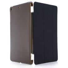 Best ipad cases and ipad covers online shopping gearbest magnetic leather smart cover hard back case for ipad mini 1 2 3 altavistaventures Image collections