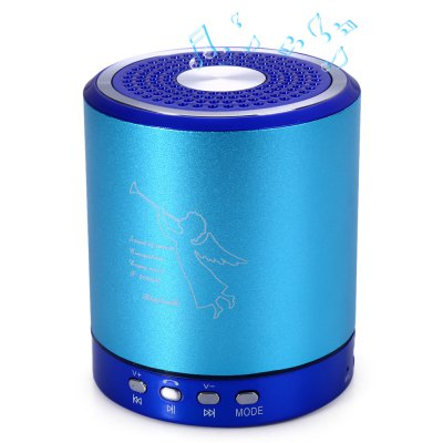 T-2020A Small Speaker Bluetooth Wireless