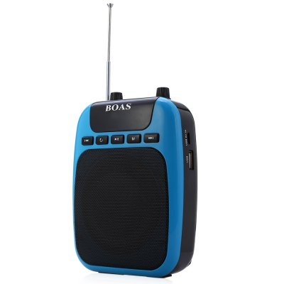 BOAS BQ - 850 Voice Amplifier FM Radio Speaker