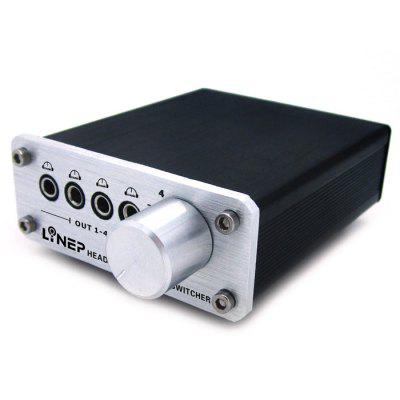LINEP A985 Stereo Audio Switcher