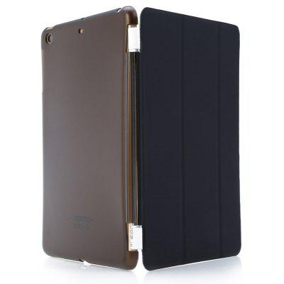 Magnetic Leather Smart Cover Hard Back Case for iPad Mini 1 2 3