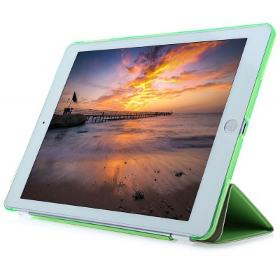 Detachable Smart Cover Hard Back Case for iPad Air