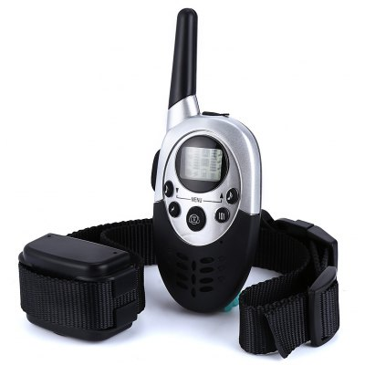 E613 Waterproof LCD Pet Dog Training Collar