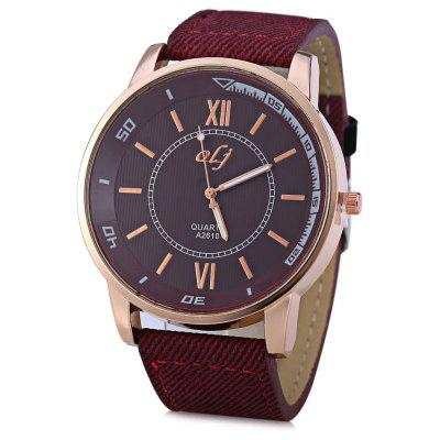OLJ A2610 Male Quartz Watch