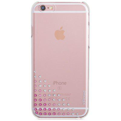 X-Fitted Luxury Protective Case for iPhone 6 / 6S with 55 Swarovski Diamond