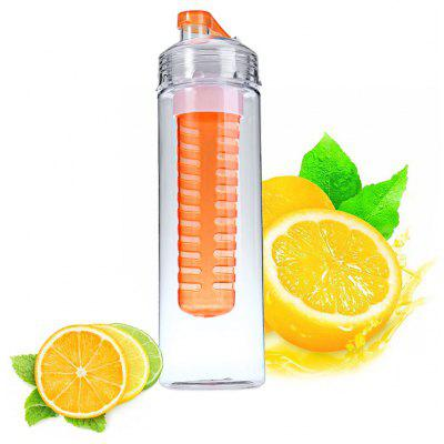 700ML Fruit Sport Bottle Juice Maker