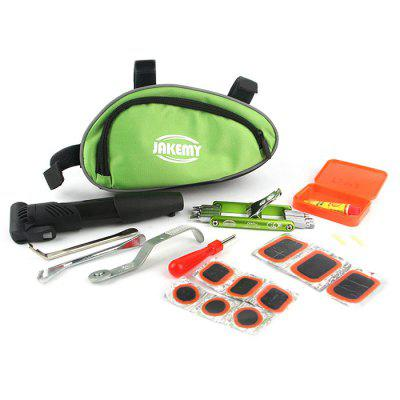 Jakemy JM-PJ4001 Bike Chain Rivet Tire Repair Multi Tool Kits