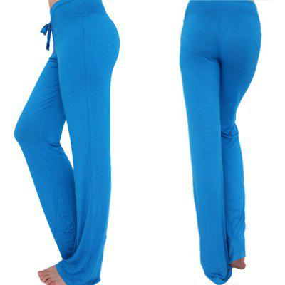 Female Exercising Yoga Pants with 3D Cutting Hip