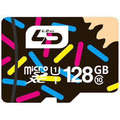 LD 128GB Micro SD Memory Card