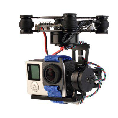3 Axis Brushless Gimbal with 32bit Storm32 Controller