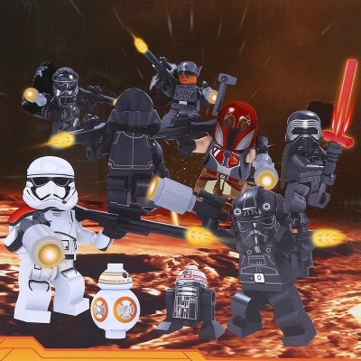 867A - H Assemble Puzzle Toy Star Wars