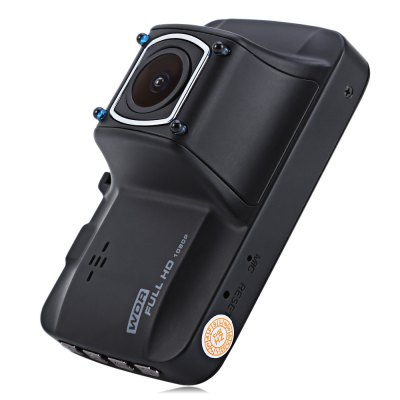 1080P Full HD 12MP 170 Degree Wide Angle Car DVR Recorder Camera