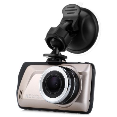1080P Full HD 5MP 120 Degree Angle Car DVR Recorder Camera