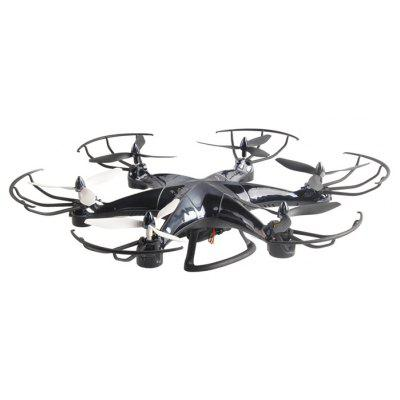LiDi RC L6W / RC126 WIFI FPV HD 2 Mega Pixel CAM 2.4G 4CH 6 Axis Gyro Hexacopter 3D Rollover Image