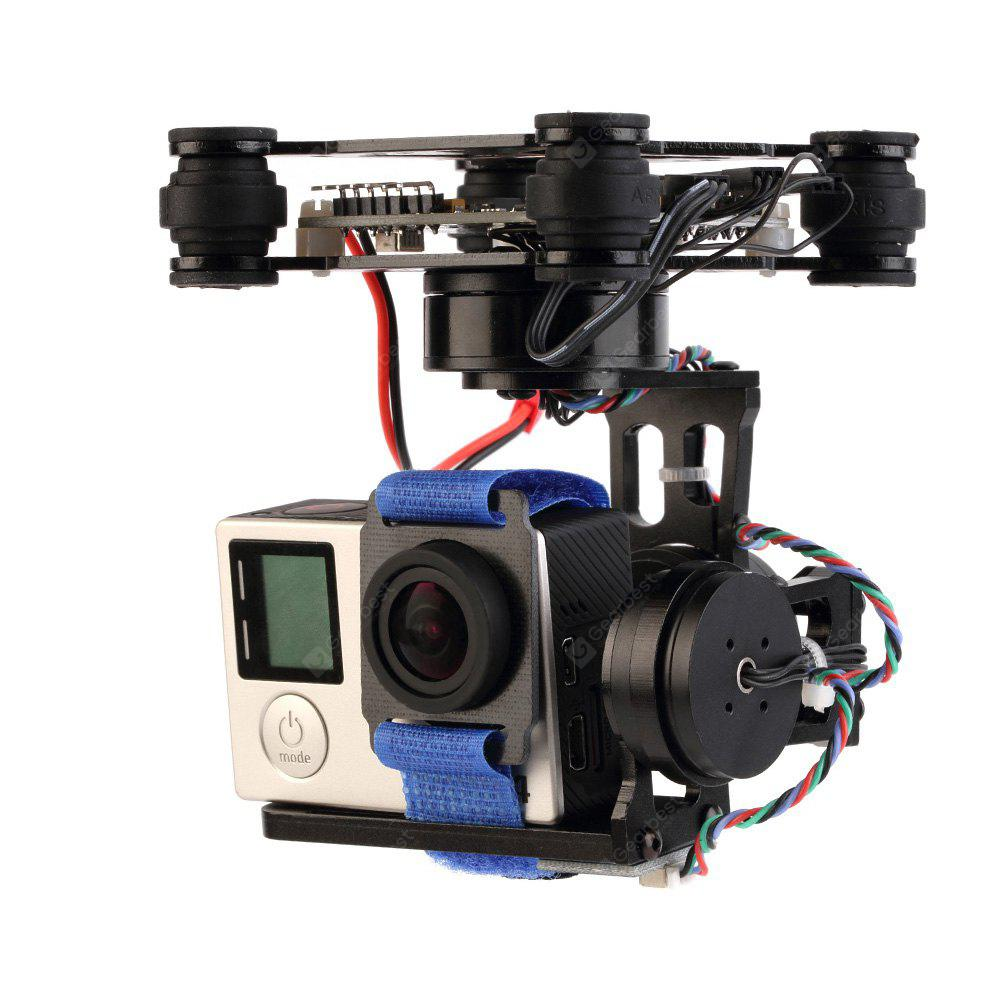 Spare 3 Axis Brushless Gimbal with 32bit Storm32 Controller for Gopro 1 2 Camera