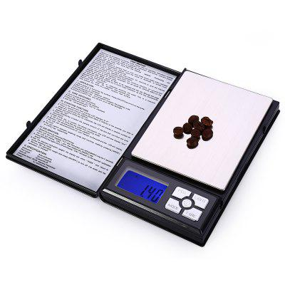 Notebook Shaped Digital Electronic Weighing Scale