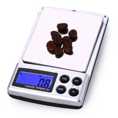 Portable Pocket Scale 0.1g Accuracy Balance Scales