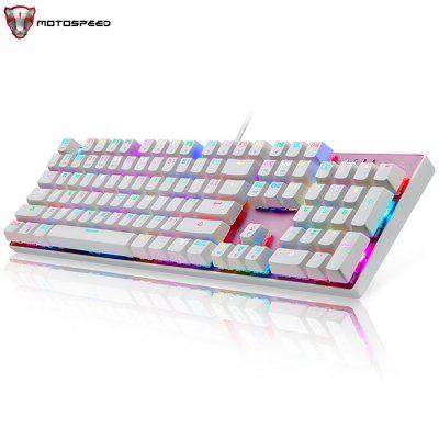 Motospeed Inflictor CK104 Gaming Mechanical Keyboard