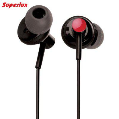 Superlux HD381 En-Oreja de Auriculares