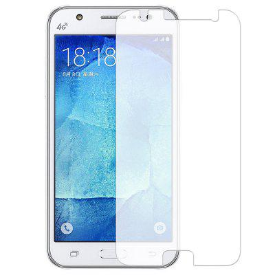 Angibabe 0.3mm Tempered Glass Screen Protector for Samsung J5 Anti-shatter Mirror