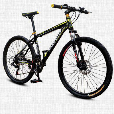 Rockefeller 26 inches 21 Speed Mountain Bike with Spring Fork