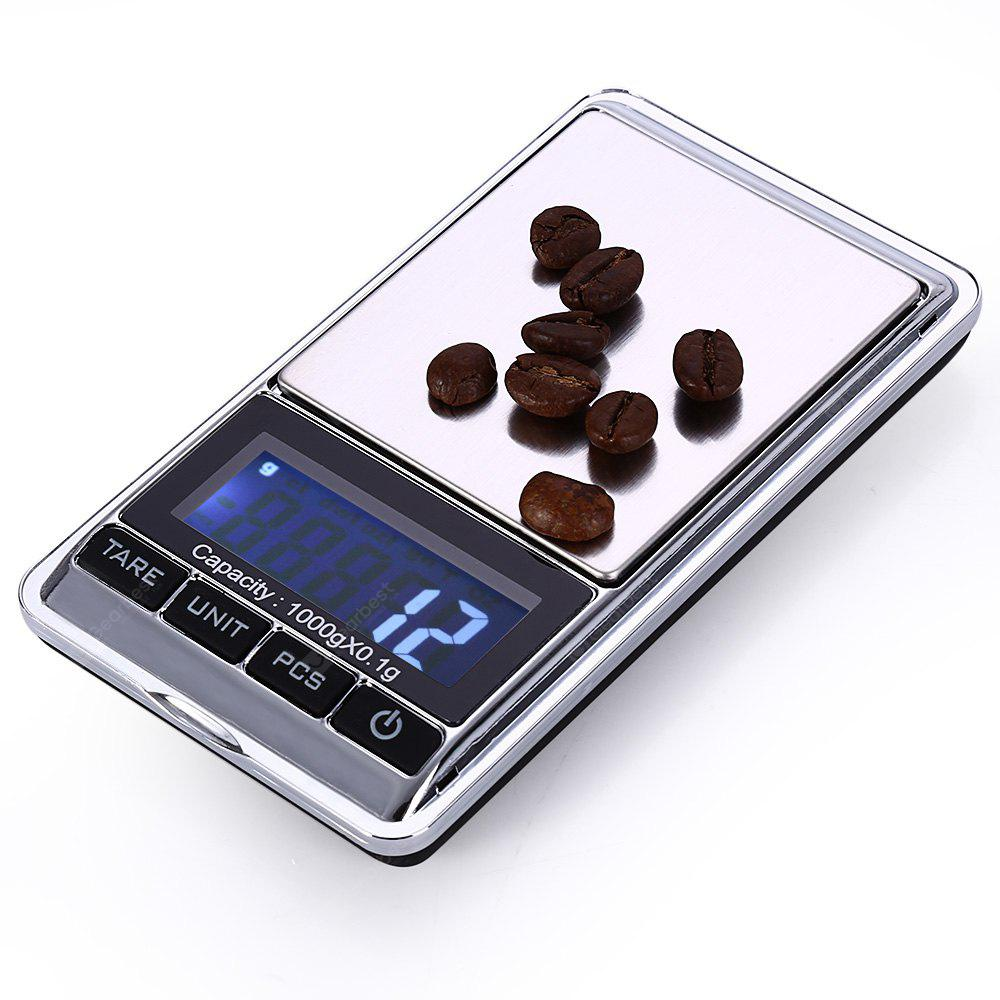 DS-16 0.1g Accuracy Portable Electronic Balance Pocket Scale