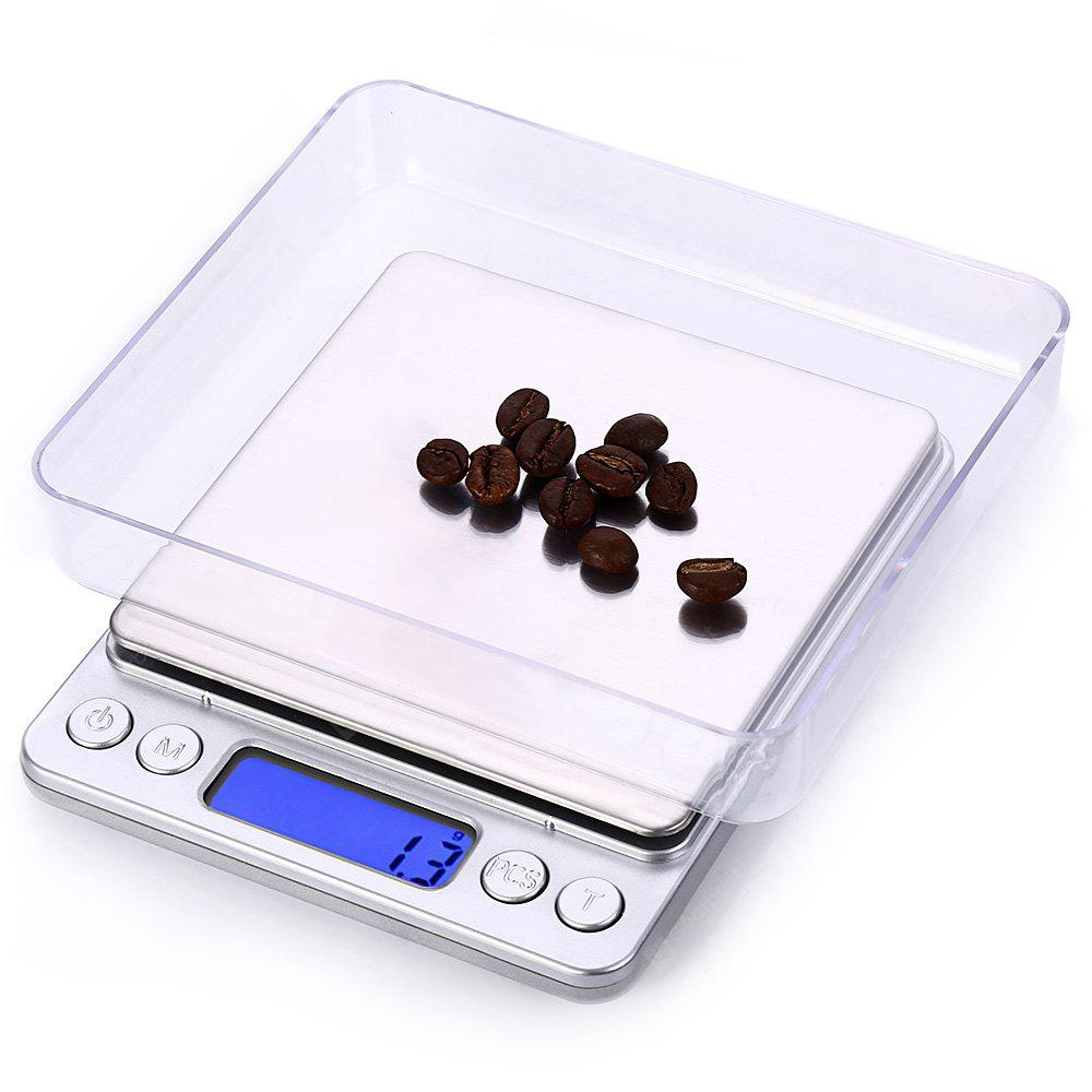 I-2000 Digital Balance Weight Jewelry Kitchen Scale