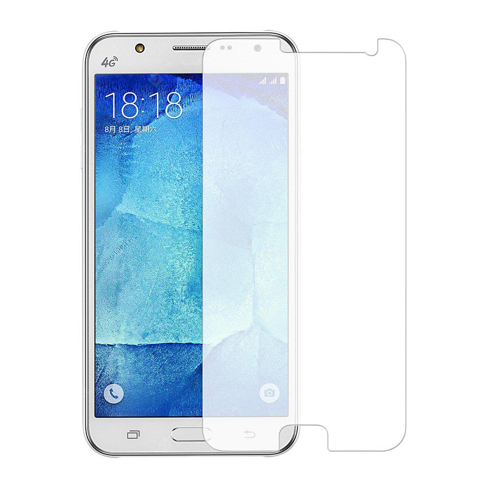 Angibabe 0.3mm Tempered Glass Screen Protector for Samsung J7 Anti-shatter Mirror