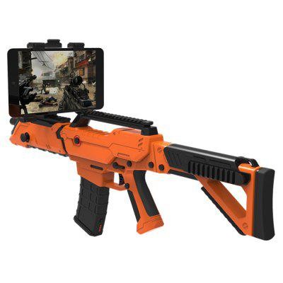 PP GUN Rifle Design Built-in 3.0 Bluetooth Gun Optimized Designed Toy for FPS Game