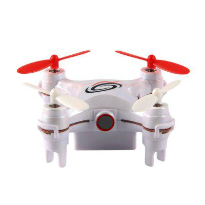 RC LEADING RC101W 2.4G 4CH 6 assi giroscopio con WIFI FPV 0.3MP Camera 3D Rolling Mini Quadcopter
