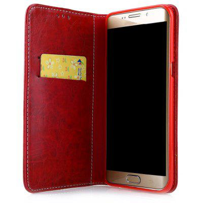 Magnetic Flip Leather Case Cover for Samsung S6 Edge+