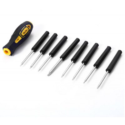 Weitus No.650 9 in 1 Screwdriver Kit