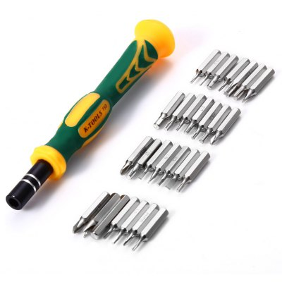K Brand No.759 29 in 1 Screwdriver Kit