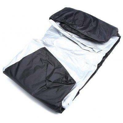 Nylon Waterproof Motorcycle Cover with Storage Bag